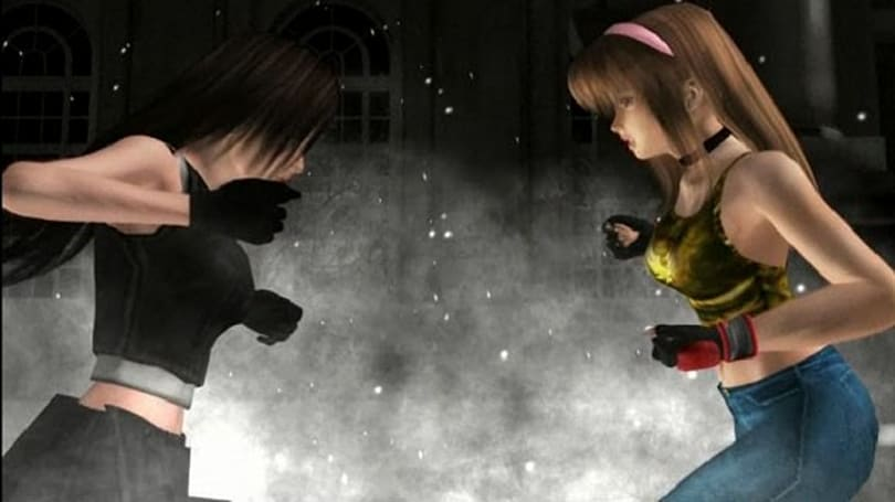 Dead or Alive and Final Fantasy characters clash again