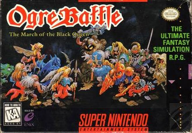 Super Punch-Out!! and rare Ogre Battle rated by ESRB