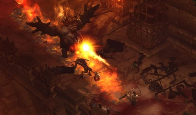 Blizzard bans thousands of bots from Diablo III