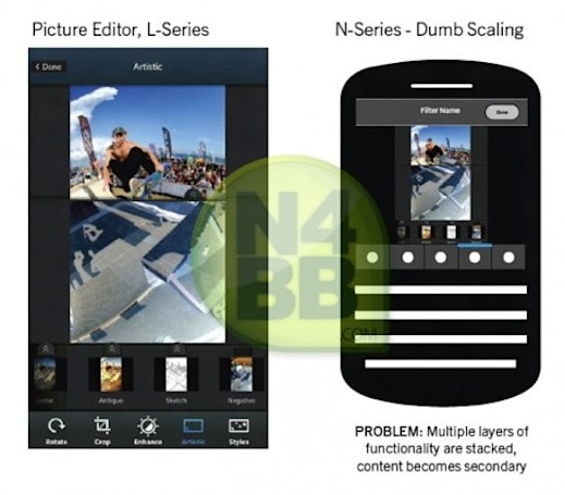 BlackBerry 10 gets homespun picture editor to reduce Instagram-envy (video)