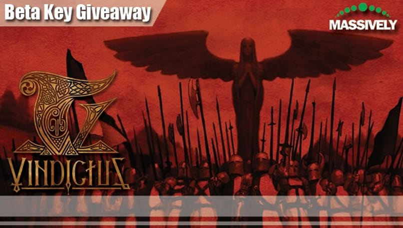 Come snag a Vindictus beta key and cover yourself in the blood of your enemies!