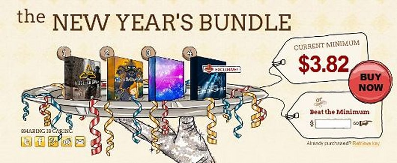 Indie Royale unveils four fancy games in the New Year's Bundle