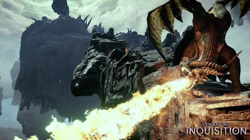 Future 'Dragon Age Inquisition' add-ons are only for newer systems