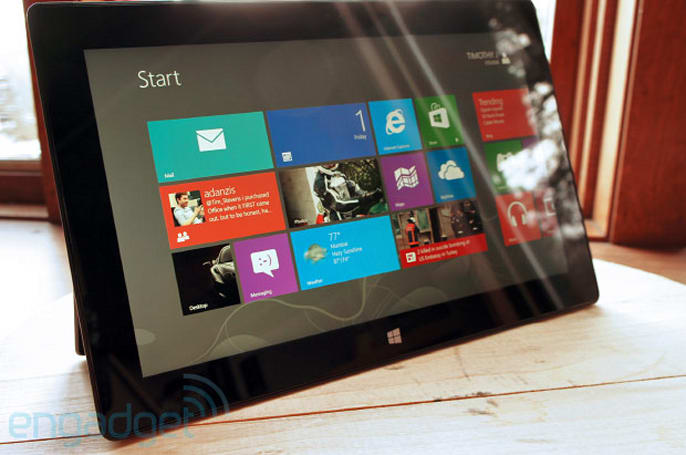 Microsoft sells out of 128GB Surface Pro models online and in some stores