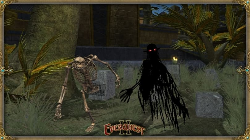 Halloween makes the rounds in SOE's line-up