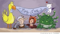 The Mog Log: Another course