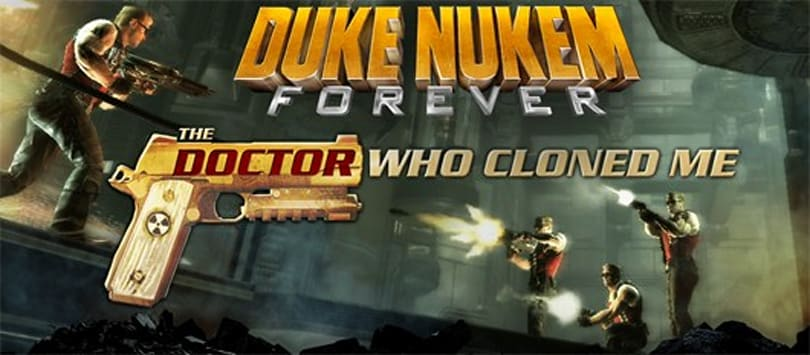 Duke Nukem Forever DLC introduces The Doctor Who Cloned Me this Tuesday