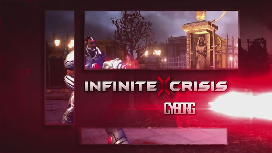 Infinite Crisis (Champion Profile: Cyborg)