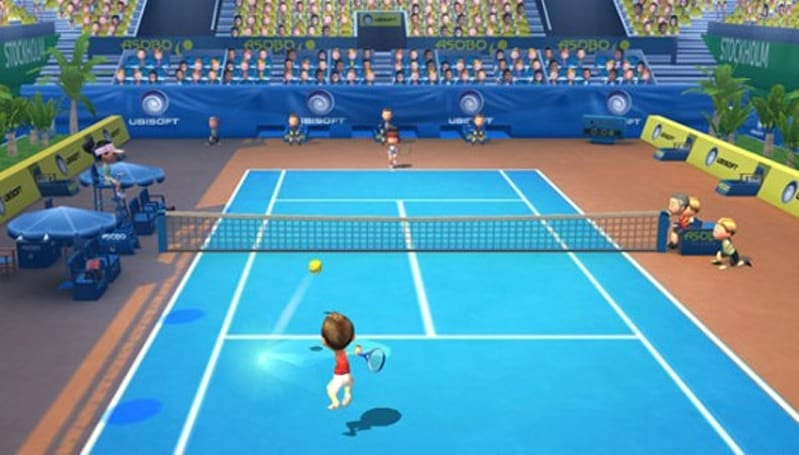 PlayStation Move review: Racquet Sports
