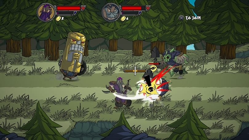 Viking Squad plans loot-fueled voyages to PS4, PC, Mac