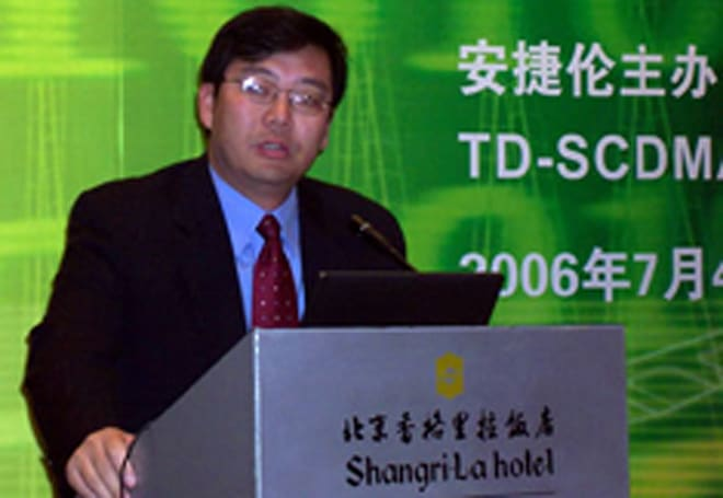 T3G, NXP develop automatic handover between TD-SCDMA and GSM