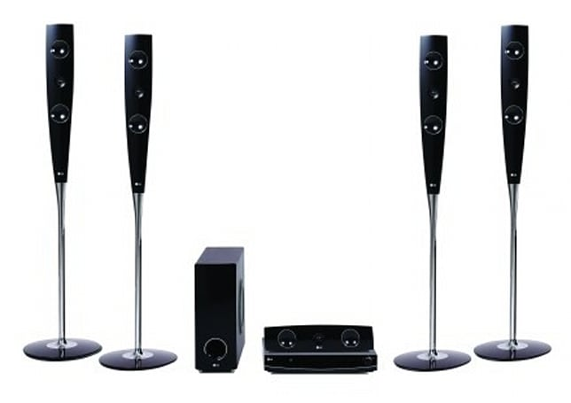 LG / Mark Levinson audio-video products get priced, start shipping