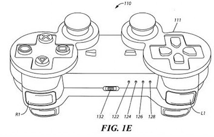 Sony patents LED-infused, motion-tracking controller