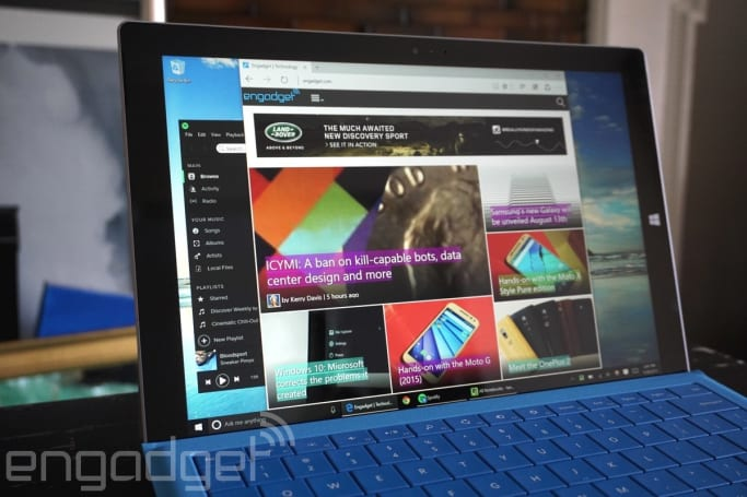 Windows 10 upgrade push changes things for IT pros and bootleggers