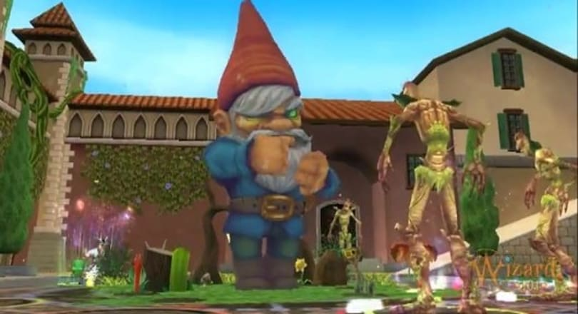 Hanging with my Gnomies: Wizard101's Zafaria trailer hits below the belt