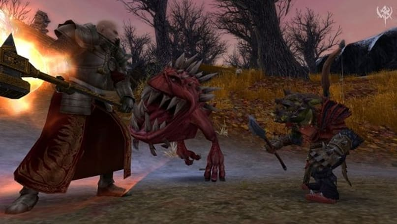 Warhammer Online: Three years later