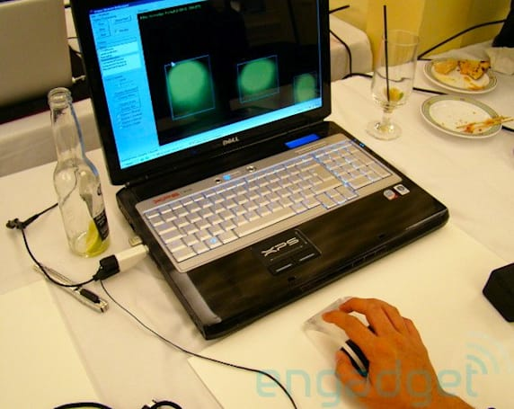 Microsoft multitouch mouse prototypes in action (video)