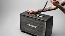 Marshall's Hanwell HiFi speaker is bred from guitar amps, at-home with your PMP (update)