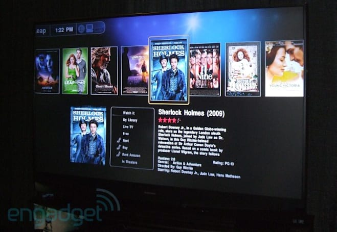 Project Leap hopes to hop into your TV screen, source-agnostic VOD in tow