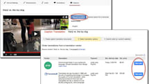 YouTube partners with vendors for paid translation service