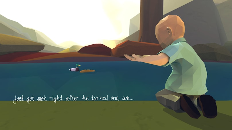 The playable poetry of 'That Dragon, Cancer' lands in January
