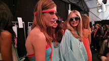 Google Glass makes catwalk debut at New York Fashion Week