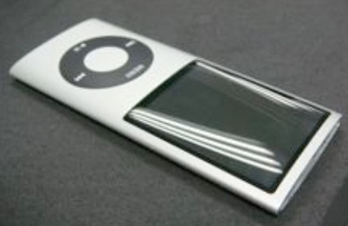Kevin Rose unearths redesigned iPod nano, digs for more?