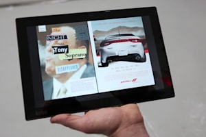 Kobo Arc 10HD Tablet Hands-on