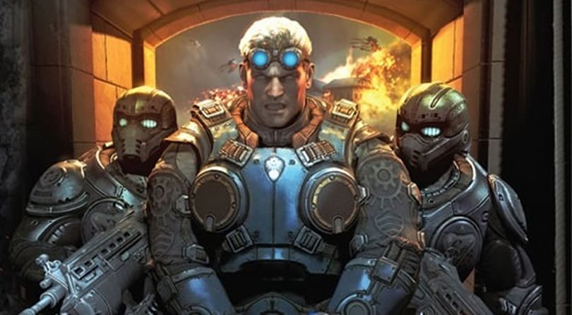 Epic shares Gears of War insight and trivia at Comic-Con panel