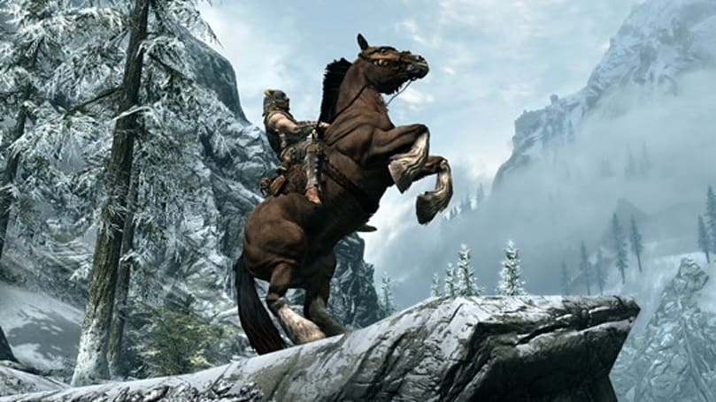 Bethesda's Pete Hines on Skyrim, sports, and specialization
