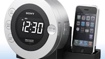 Sony rounds out its iPod dock offerings with three new models