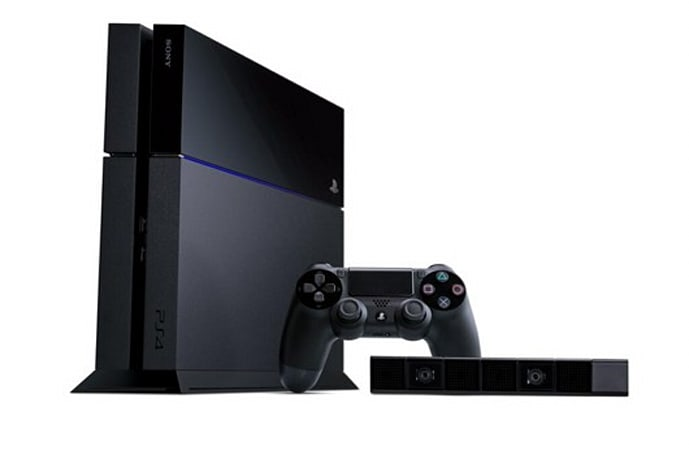 PS4 and launch day PS3 compared side-by-side