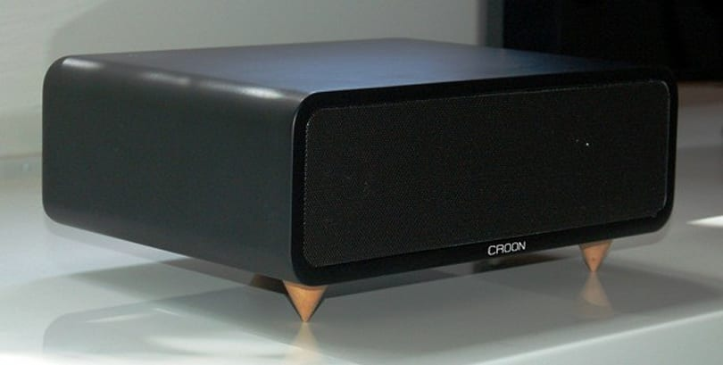 Croon Audio's Original Bluetooth speakers promise not to creak while they're cranked