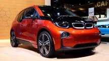 據報 BMW i3 將會在 2017 年改用全新設計