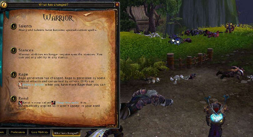 The Care and Feeding of Warriors: Practical Mists of Pandaria for warriors
