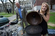 Harvard engineering class tries to make the best BBQ smoker