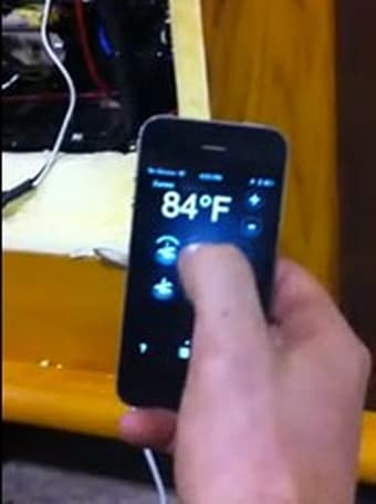 Arctic Spas shows off hot tub-controlling iPhone app, waterproof iPhone case sold separately (video)