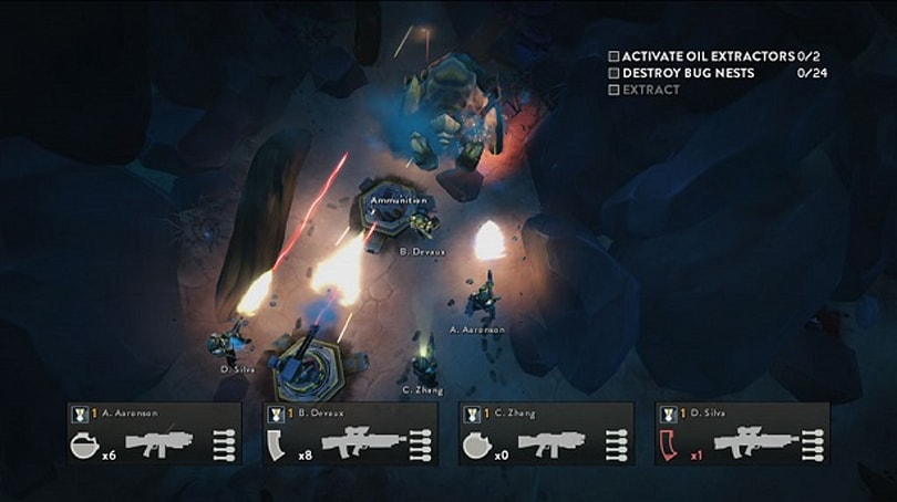 Co-op shooter Helldivers drops this summer on Sony systems