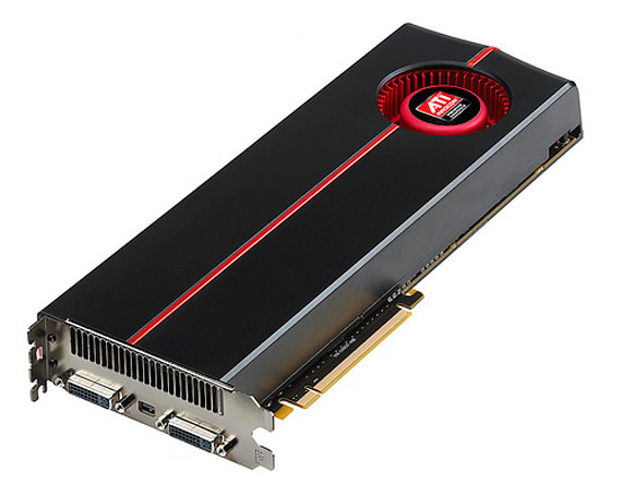 ATI Radeon HD 5970: world's fastest graphics card confirmed