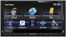Kenwood announces four new in-car multimedia receivers: connects through Bluetooth to most smartphones