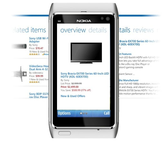 Amazon app released for the newest Windows Phone 7 models