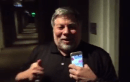 Watch Steve Wozniak demo hotel keyless entry with the iPhone