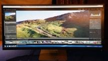 34インチ21:9ウルトラワイド曲面モニタ Dell U3415W 使用感。自然な曲面、画像編集や映画鑑賞も快適