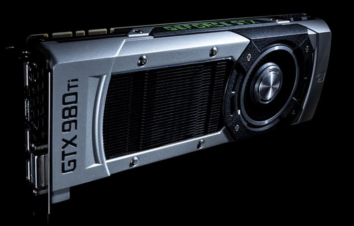 NVIDIA's GTX 980 Ti has enough power for solid 4K gaming