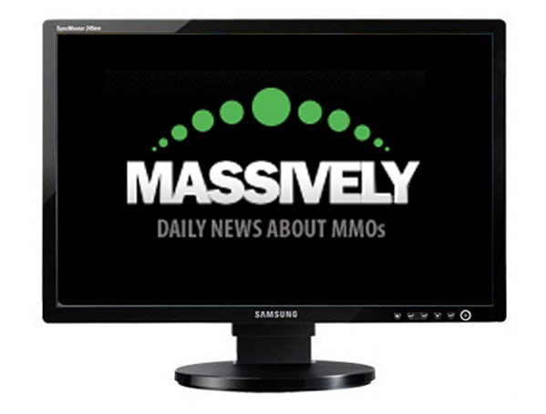 """Massively's Massive Giveaways - Win a 24"""" Samsung LCD Monitor! [Updated]"""