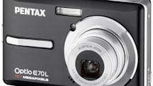 Pentax Optio E70L plays 'spot the difference' with E70, loses