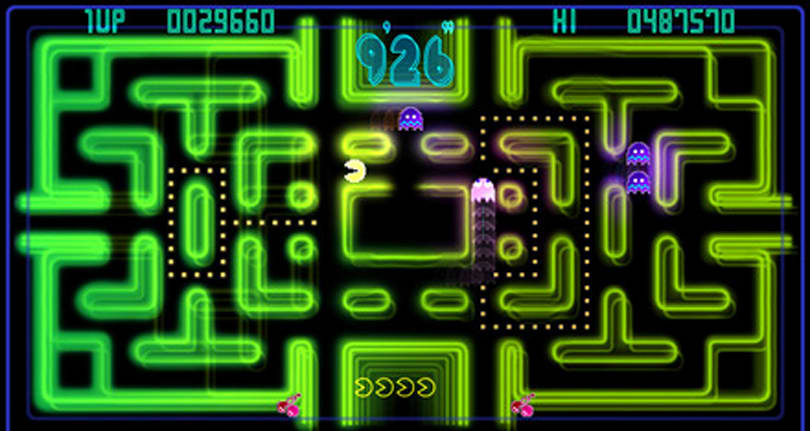 World-crushing Xbox news turns out to be new Pac-Man mazes -- game on