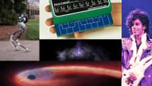 ISSから観る青いジェット現象・約4500円の組み立てシンセ・「リガード風鳥脚歩行ロボット」:画像ピックアップ68