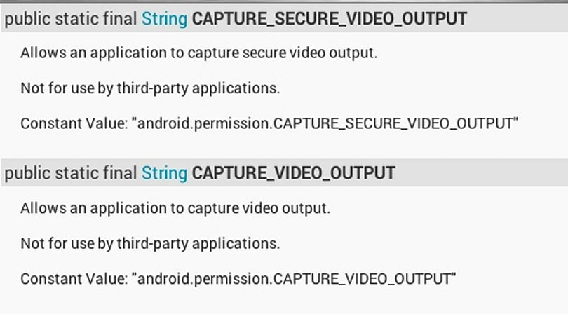 Android 4.4.1 shows signs that mirroring to Chromecast is coming soon