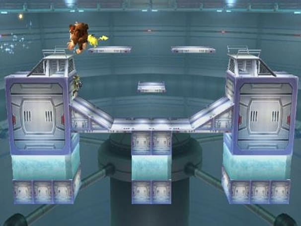 Brawl Stage of the Week: Galaxy Arena